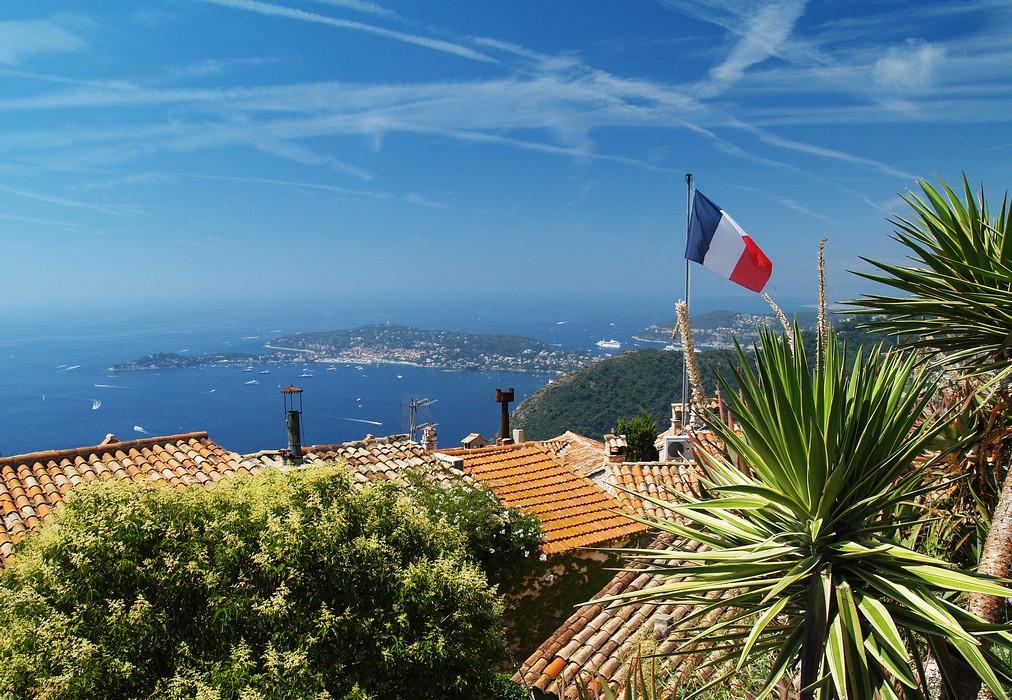 Provence a Azurové pobřeží 2009