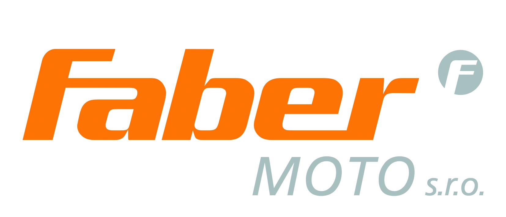 Výsledek obrázku pro Faber moto s.r.o. logo
