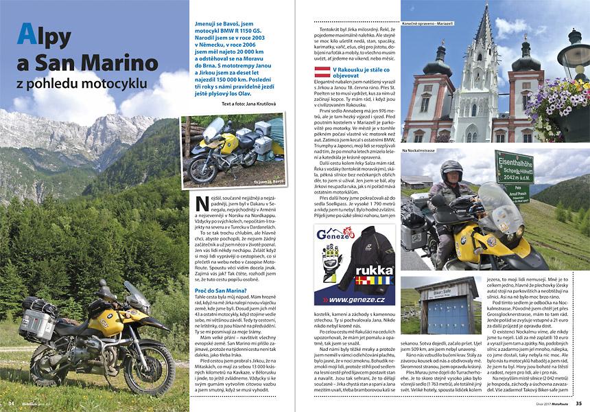 Alpy a San Marino
