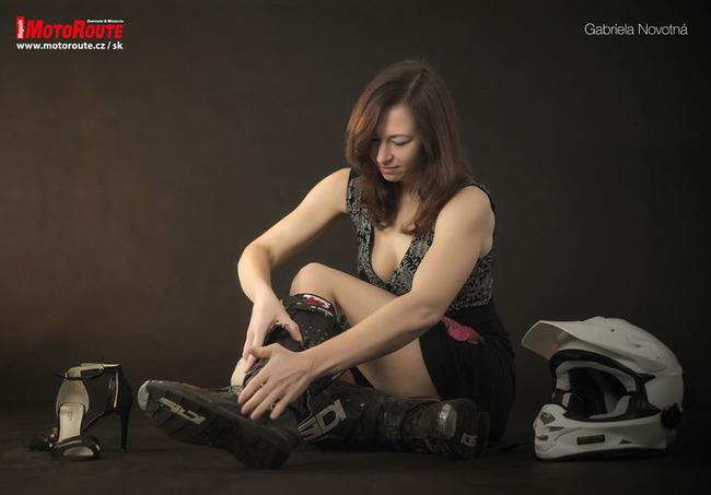 Plakát: Gabriela Novotná