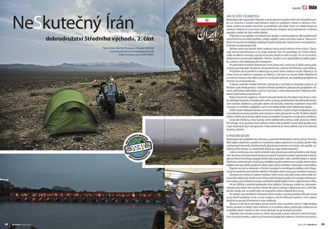 NeSkutečný Írán