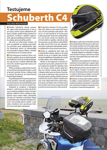 Test Schuberth C4
