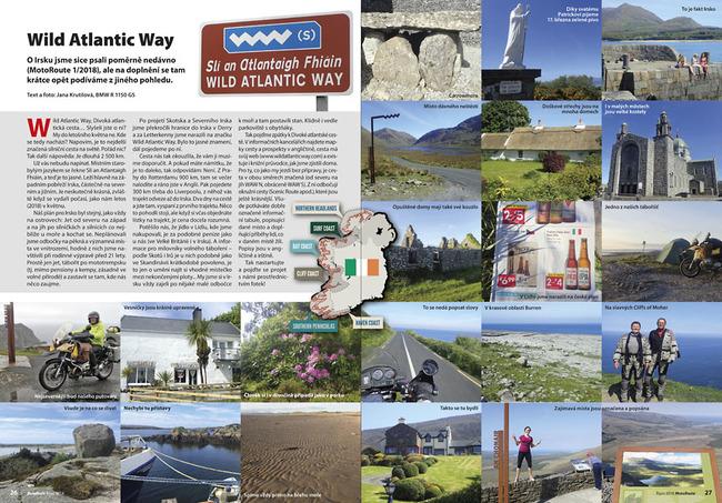 Wild Atlantic Way - Irsko