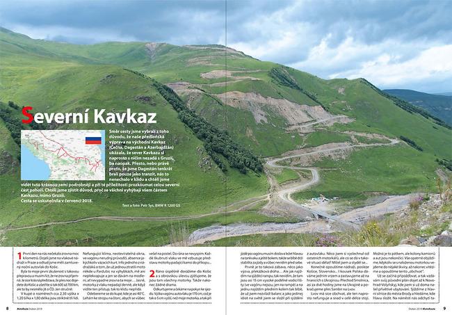 Severní Kavkaz, Rusko