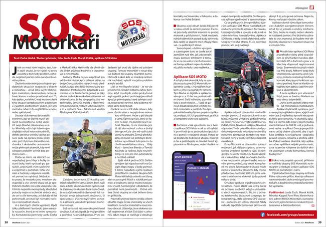 SOS Motorkáři