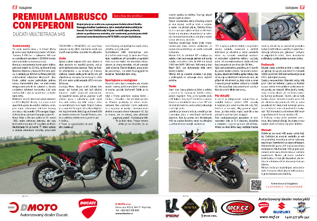 Test: Ducati Multistrada V4S