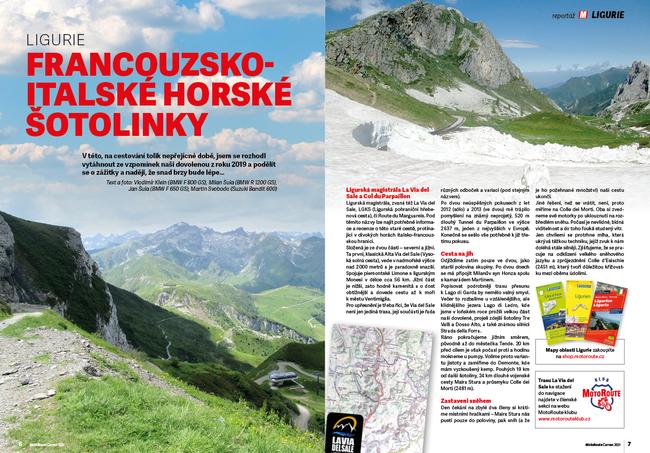 Francouzsko-italské horské šotolinky