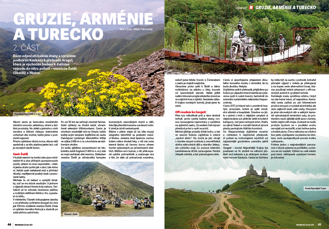 Gruzie, Arménie a Turecko