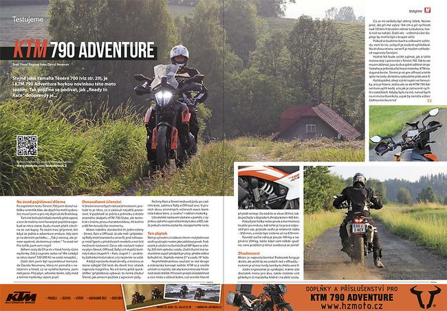Test: KTM 790 Adventure