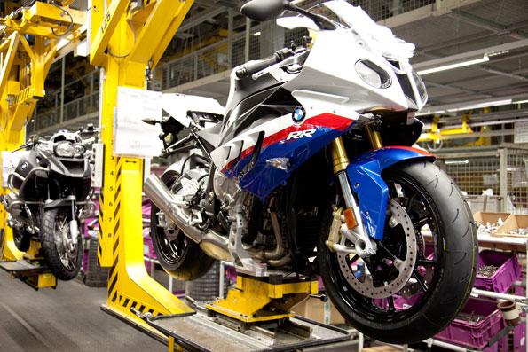 Exkurze v továrně BMW