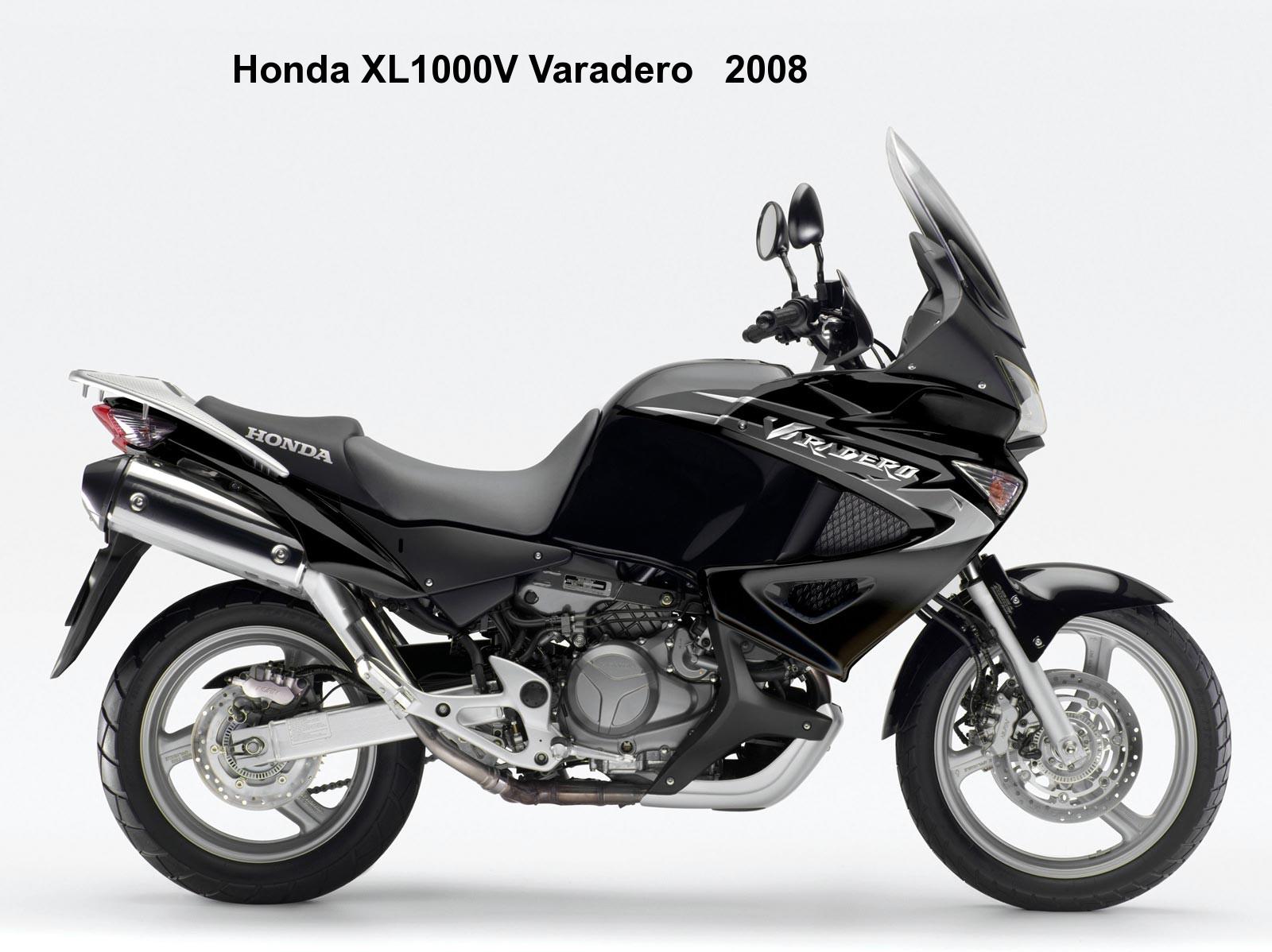 Honda Varadero 2008