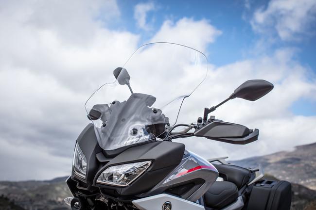 Yamaha Tracer 900 GT model 2018