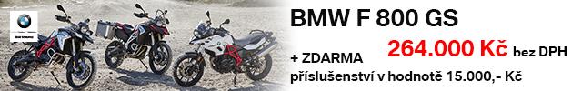 CarTec BMW motocykly Ostrava