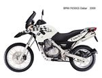 BMW F 650GS Dakar model 2000