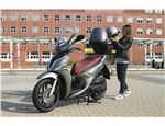 Kymco New People S 125i ABS 04