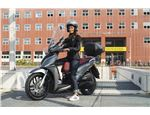 Kymco New People S 125i ABS 05