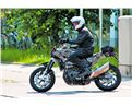 Nová Husqvarna 900 - video