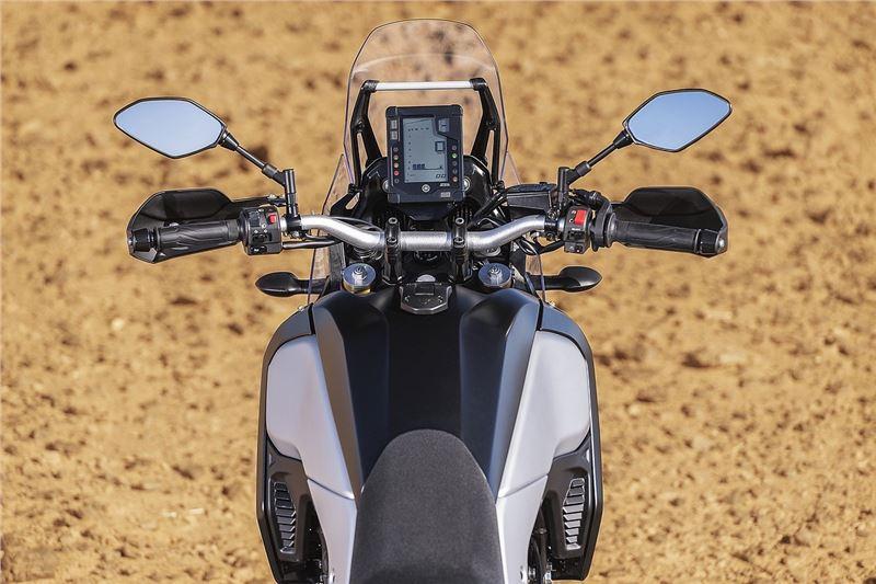 Yamaha xt 700 tenere