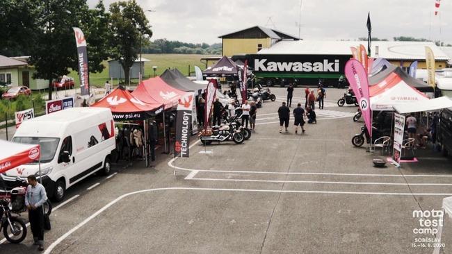 Moto Test Camp